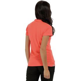 Regatta Maverik IV - T-shirt manches courtes Femme - rouge
